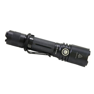 Fenix Flashlights TK20R Flashlight 1000 Lumens LED Rechargeable Push Button Aluminum Black
