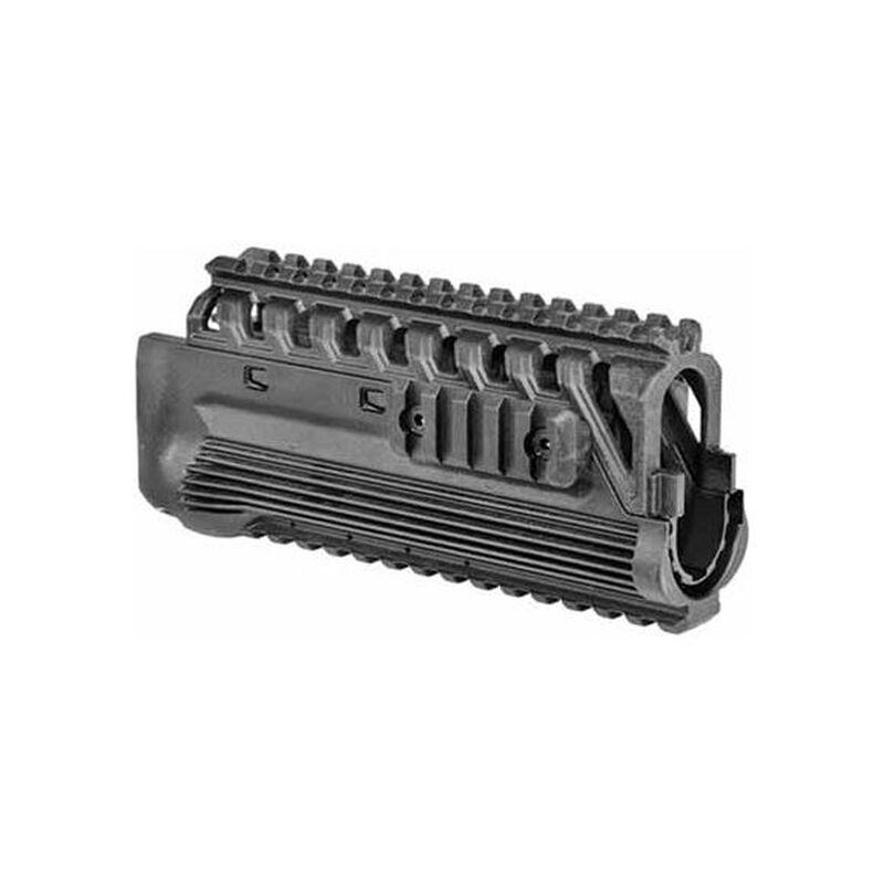 FAB Defense PRG Galil Polymer Quad Rail Handguard Black