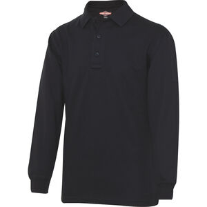Tru-Spec Long Sleeve Polo Shirt XX Large Black 4357007