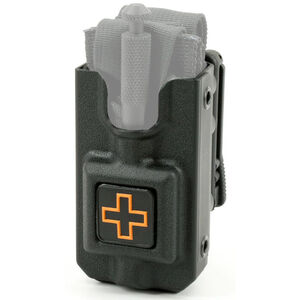 Eleven 10 RIGID TQ Case Fits SOFT T MOLLE Clip Polymer Black