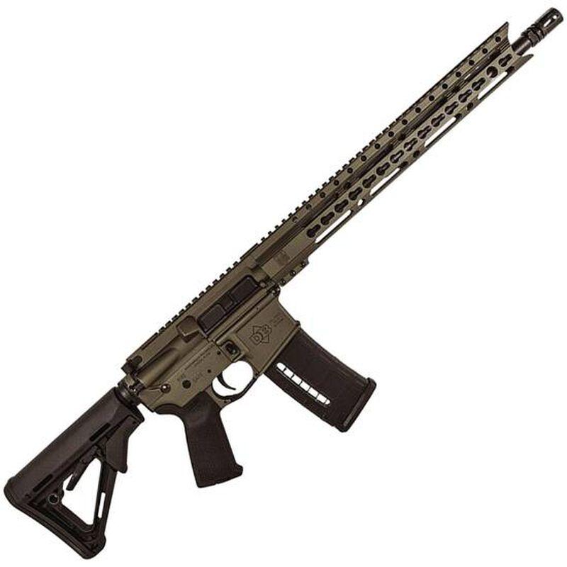 "Diamondback Firearms DB15EB AR-15 Semi Auto Rifle 5.56 NATO 30 Rounds 16"" Barrel Key-Mod Handguard Collapsible Stock Burnt Bronze"