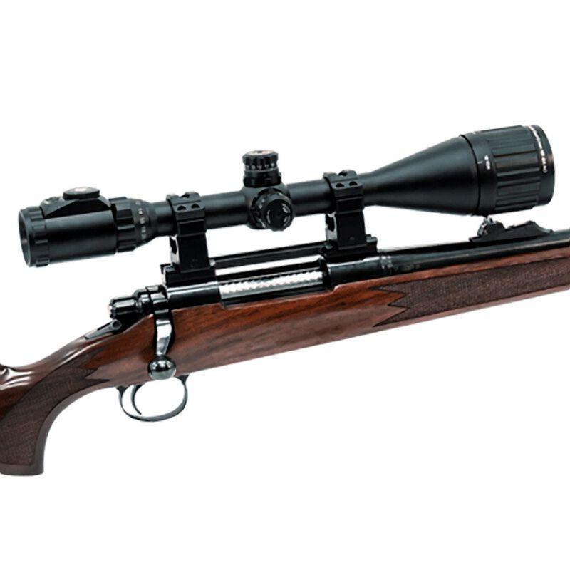 "Leapers UTG Hunter 6-24x50 Riflescope Mil-Dot 1"" Matte Black SCP-U6245AOIEW"