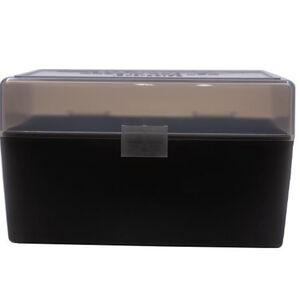 Berry's Ammo Box .243/.308 50 Round Polymer Smoke/Black