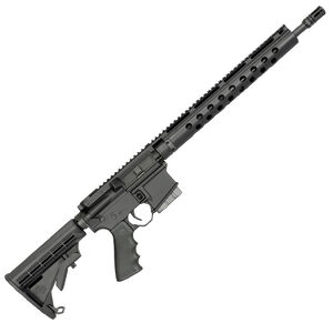 "Rock River Arms LAR-15 Lightweight Mountain Rifle 5.56 NATO 16"" Barrel 30 Rounds Free Float Hand Guard Carbine Stock Matte Black Finish"