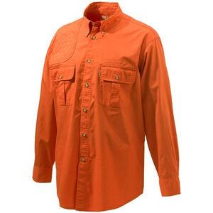 Beretta Special Purchase Men's Shooting Shirt Long Sleeve 2XL Green