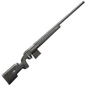 "IFG/Sabatti Tactical US Bolt Action Rifle 6.5 Creedmoor 26"" Barrel 5 Round Accuracy International Compatible Box Magazine Synthetic Stock Matte Black Finish"