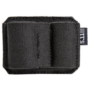 5.11 Tactical Light-Writing Patch Hook and Loop Nylon Black 56121