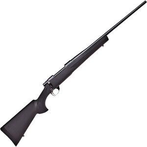 "Howa 1500 Hogue Lightweight Bolt Action Rifle 6.5 Creedmoor 20"" Barrel 4 Rounds Black Hogue Overmolded Stock Blued Finish"