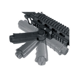 Leapers UTG AR-15 Foldable Forward Grip Five Position Polymer Black RB-FGRP170B
