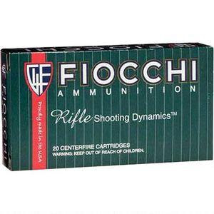Fiocchi Shooting Dynamics .300 Winchester Magnum Ammunition 20 Rounds 150 Grain Interlock BT 3275fps