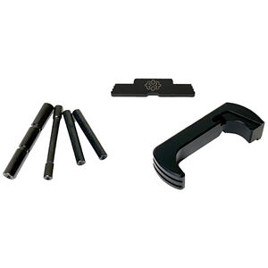 Cross Armory Glock Upgrade Kit 3 Piece For Gen 4 Glock Black