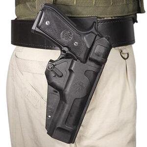 DeSantis Gunhide Stryker Beretta 92 Level III Belt Holster Right Hand Kydex Black