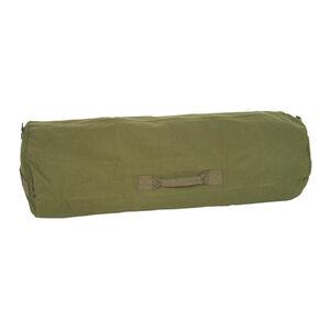 "Fox Outdoor GI Style Zippered Duffle Bag 21""x36"" OD Green 40-20"