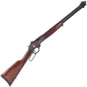 "Henry Repeating Arms Wildlife Edition .30/30 Lever Action Rifle .30-30 Win 20"" Barrel 5 Rounds Walnut Stock Blued Finish H009WL"