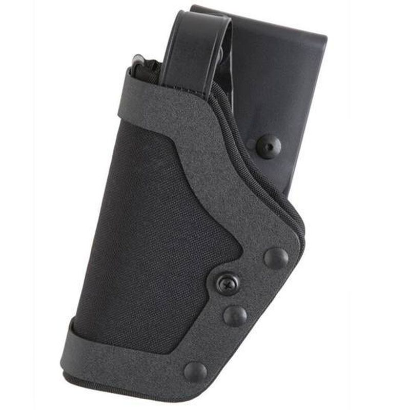 Uncle Mike's PRO-3 GLOCK 17, 19, 22, 23, 31 Duty Holster Left Hand Size 20 Kodra Nylon Black 35212