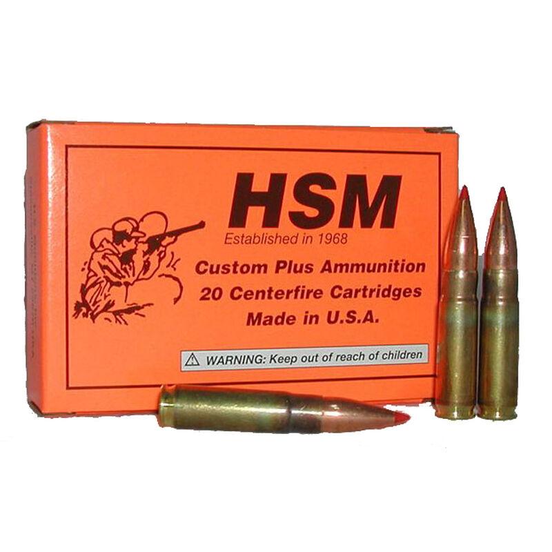 HSM .300 AAC Blackout Ammunition 20 Rounds Hornady V-Max 110 Grains HSM-300BLK-2-N