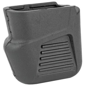 FAB Defense GLOCK 43 Plus 4 Magazine Extension fits GLOCK 43 Magazines Polymer Black