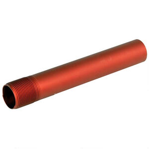 LBE Unlimited AR-15 Pistol Recoil Buffer Tube, Red