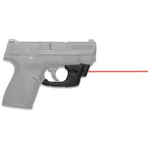 LaserMax Centerfire Laser Sight System Red Laser S&W M&P Shield Polymer Matte Black CF-SHIELD