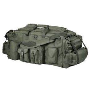 "Voodoo Tactical Mini Mojo Load Out Bag 31"" Nylon Green 15-9684004000"