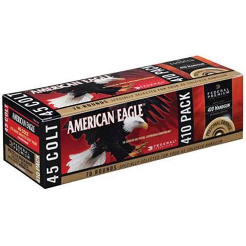 Federal .45 LC/.410 Bore Defensive 70 Round Combo Pack