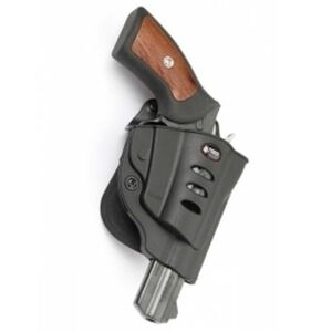 Fobus Ruger GP100 Evolution 2 Roto Paddle Holster Right Handed Polymer Black RUPRP