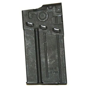 HK G3/HK-91 Original Military Magazine 7.62/.308 20 Rounds Steel Black