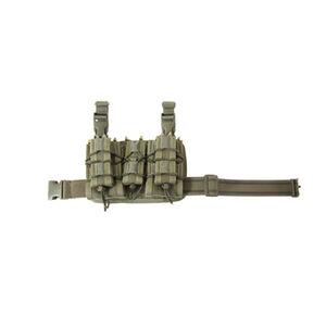 HSGI Drop Leg Rig V1 2 Rifle TACOs 3 Pistol TACOs Olive Drab 21DL00