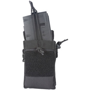 Fox Outdoor AR Dual-Stack Mag Pouch Black 57-221