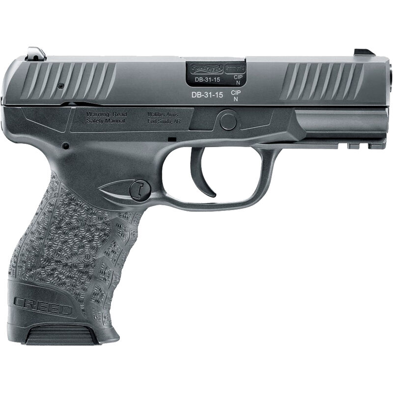 Walther Creed 9mm Luger Semi A...
