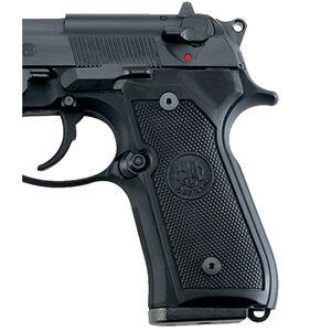 Beretta 92FS/96 Series Original Grip Panels Plastic Black JG92FSP