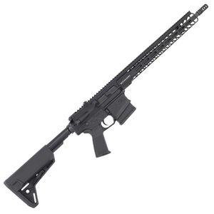 "Stag 10 Marksman AR Style Semi Auto Rifle .308 Winchester 18"" Barrel 10 Rounds Free Float M-LOK Hand Guard Magpul Stock Matte Black Finish"