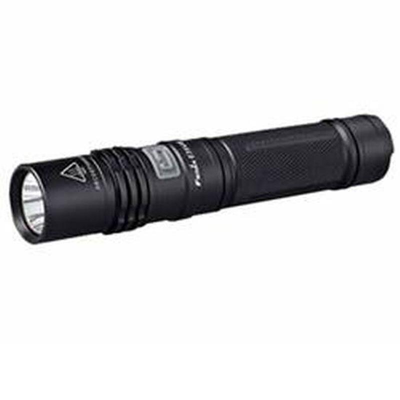 Fenix E35 Ultimate Edition LED Flashlight 900 Lumens CR123A/18650 Batteries Waterproof Shockproof Black E35UE