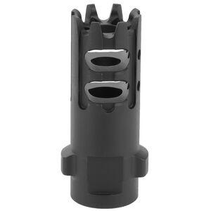 Gemtech 7.62 Muzzle Brake Quick Mount Compatible Threaded 5/8x24 Matte Black