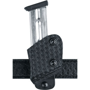 Safariland 773 Competition Magazine Pouch Fits GLOCK 17/19 Right Hand ELS Fork and Receiver Hardshell STX Tactical Black