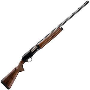 "Browning A5 Hunter Semi Auto Shotgun 12 Gauge 28"" Vent Rib Barrel 3.5"" Chamber 4 Rounds Walnut Wood Furniture Gloss Finish Matte Black 0118002004"