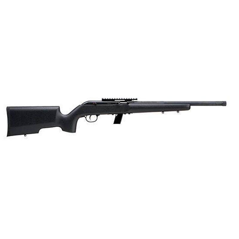 "Savage 64 TR-SR Semi Auto Rifle .22 LR 16.5"" Barrel 10 Rounds Wood Black Finish 45200"