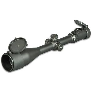 4-16x56 Accushot SWAT IE Riflescope Leapers UTG Matte Black