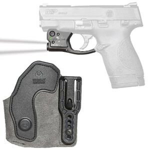 Viridian Reactor TL Gen 2 Tactical Light for Smith & Wesson M&P Shield featuring ECR and Radiance Includes Ambidextrous IWB Holster