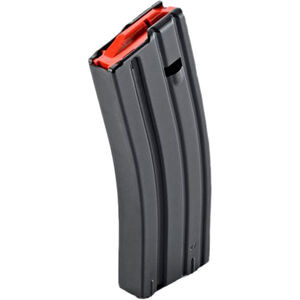 E-Lander AR-15 Magazine 5.56 NATO 30 Rounds Steel Body Reinforced Floor Plate