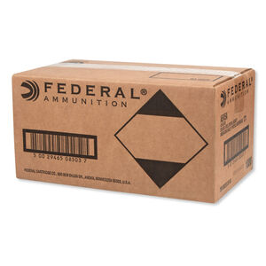Federal American Eagle .45 ACP Ammunition 1000 Rounds 230 Grain Full Metal Jacket 890fps