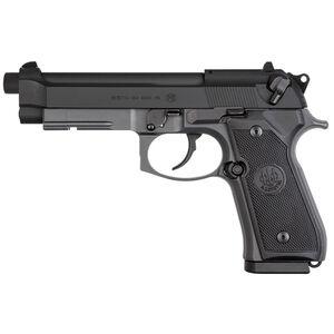 "Beretta 92FSR_22 Semi Auto Pistol 22LR 5.3"" Barrel 10 Rounds Polymer Sniper Gray and Black"