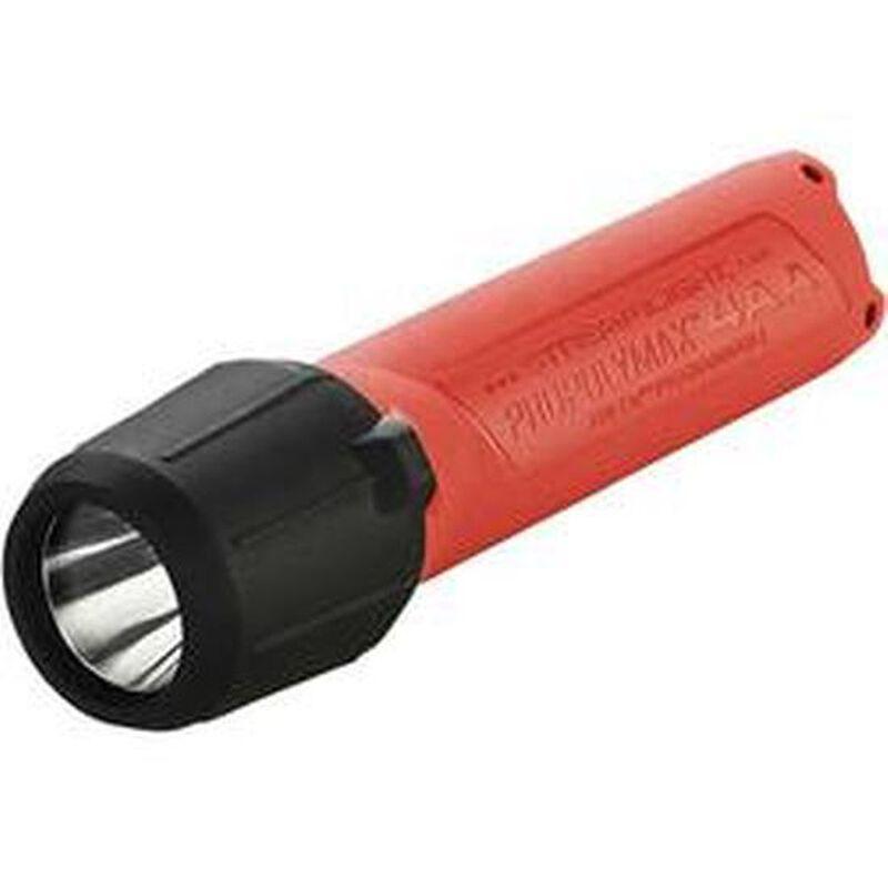 Streamlight ProPolymax Flashlight C4 LED 300 Lumens 4AA Orange 68822