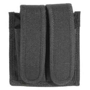 BLACKHAWK! Sportster Mag Case Double B990230BK