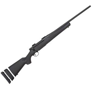 "Mossberg Patriot Super Bantam Bolt Action Rifle .308 Win 20"" Fluted Barrel Synthetic Stock Blued 27867"