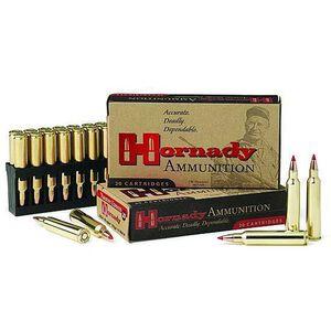 Hornady Custom .300 H&H Magnum Ammunition 20 Rounds Interbond BT 180 Grains 8210