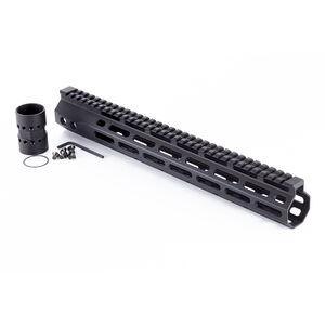 "Wilson Combat AR-15 13.8"" M-LOK Free Float Hand Guard Machined Aluminum Hard Coat Anodized Matte Black"