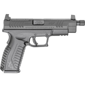 Springfield XDMT9459BHCOSP 9mm Two Barrels; Threaded and non-threaded