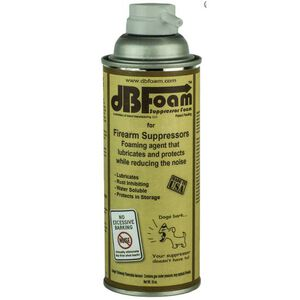 Inland Manufacturing dBFoam Suppressor Foam Lubricant 4 oz