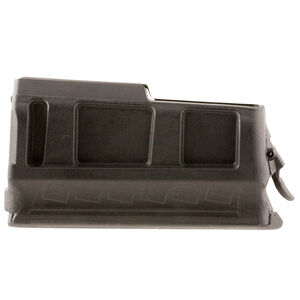 Ruger American Rifle Magazine Magnum Calibers 3 Rounds Polymer Matte Black